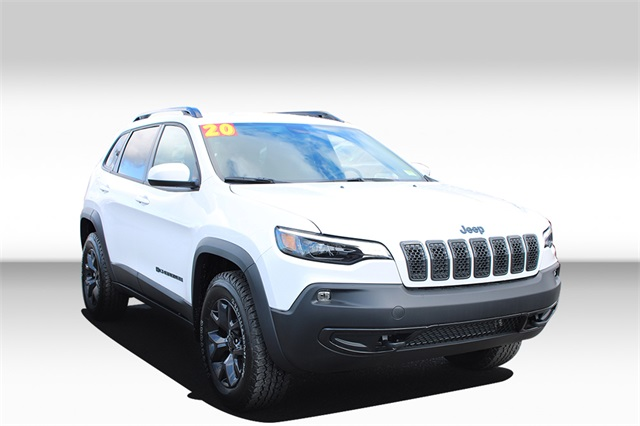 NEW 2020 JEEP CHEROKEE UPLAND 4X4