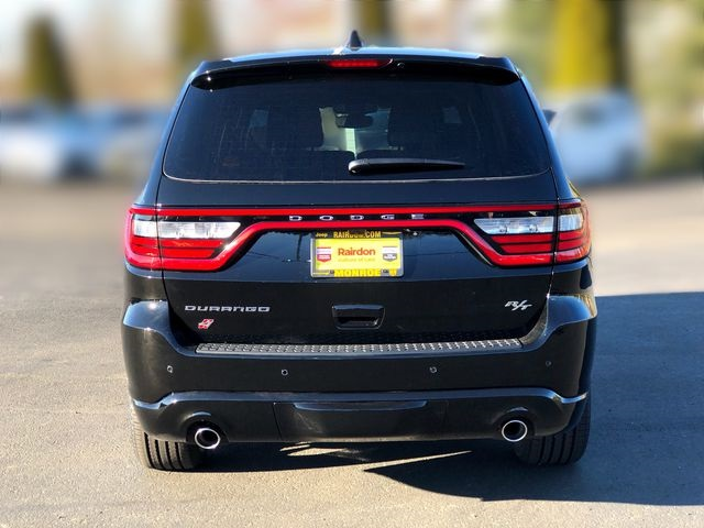 Bellingham Car Dealerships >> New 2020 DODGE Durango R/T Sport Utility in Bellingham #LC287505 | Rairdon's Dodge Chrysler Jeep ...