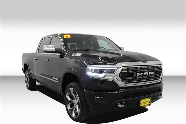 NEW 2019 RAM 1500 LIMITED CREW CAB 4X4